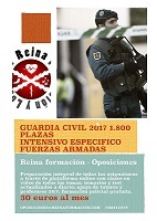 Guardia Civil 2017.